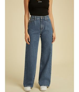 Jeans Guess Go Yc Wide Leg Ind Pant Gblw Denim